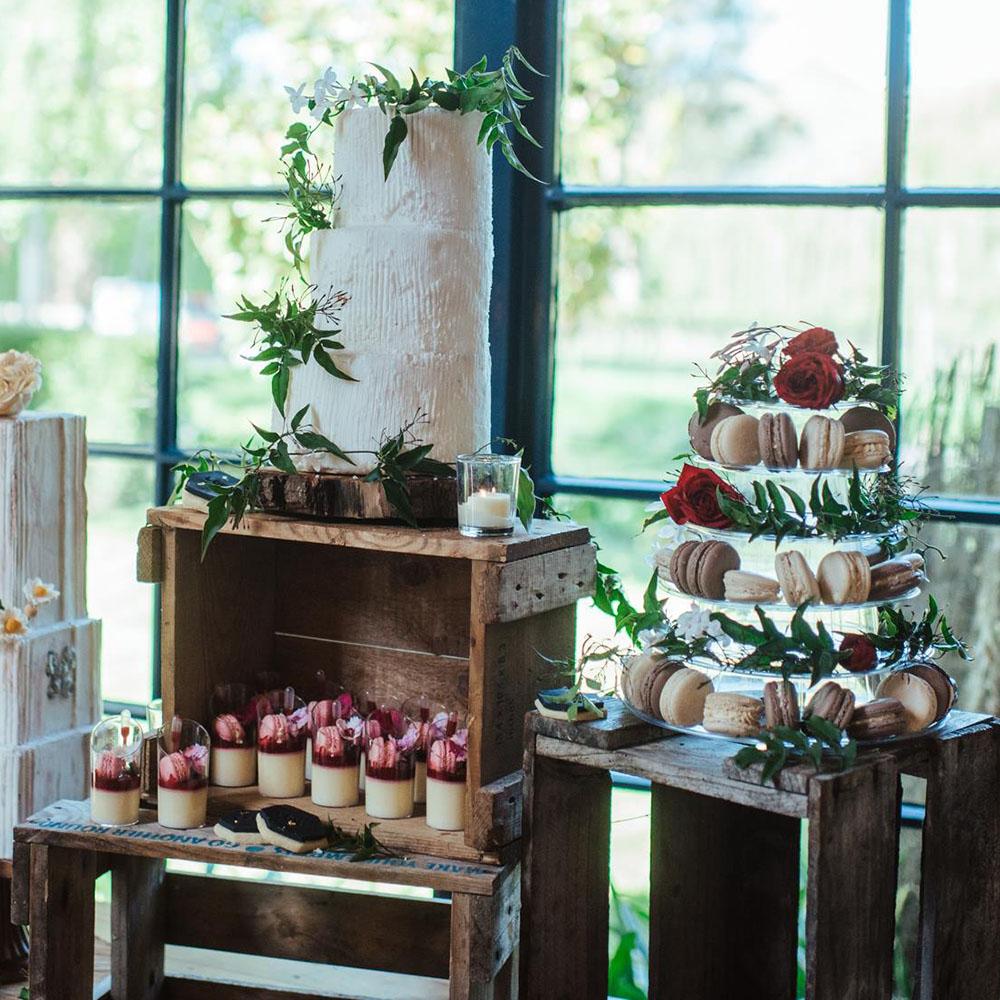 Dessert Bar for Weddings