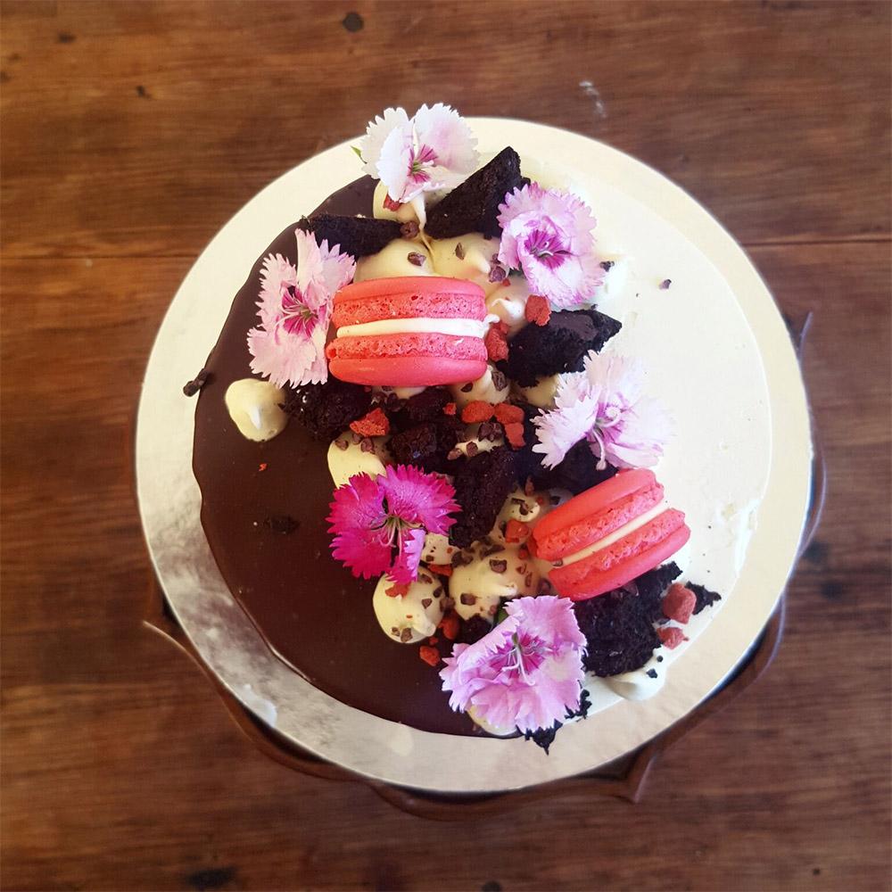 Chocolate Buttermilk