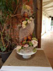 Croqembouche Wedding Cake