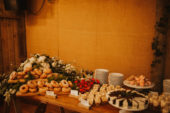 Customer Dessert Table