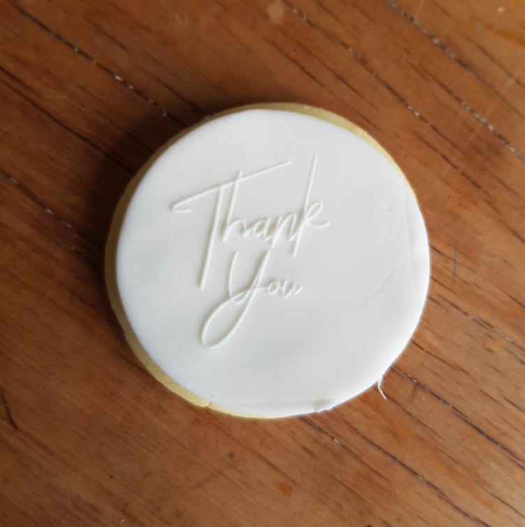 Cookie – Thank You