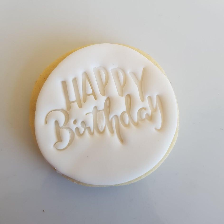 Same Day Cookie – Happy Birthday